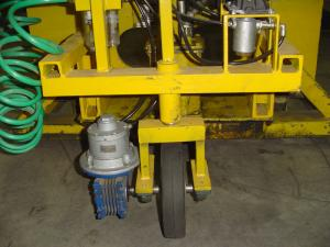 Pneomatic opperated lifter-8